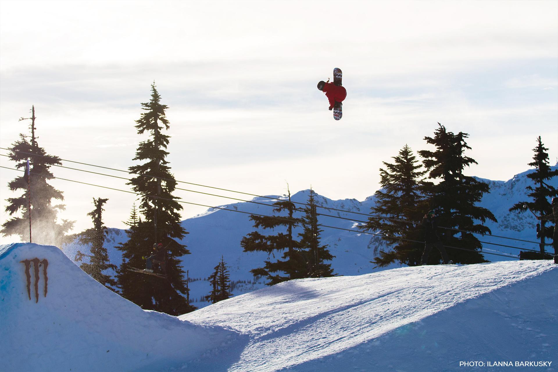 Jenna Blasman - Canada Snowboard