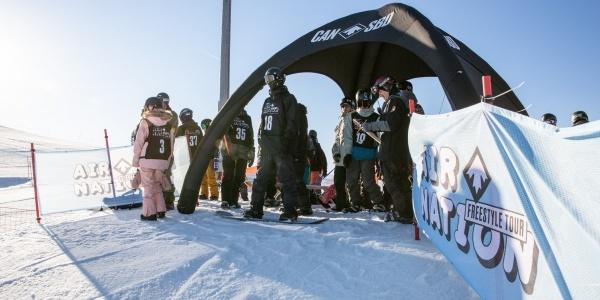 Halfpipe - Canada Snowboard